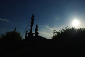 Die Kreuze auf der Misleburg