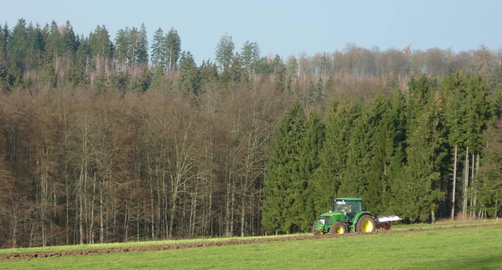 Hahnershof Landwirtschaft