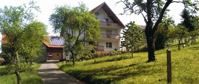 Hahnershof im Sommer